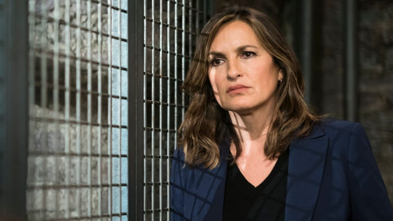 Law And Order: SVU (Photo: Michael Parmelee/NBC)