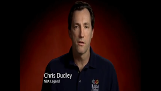 Illustration for article titled Yeah, Sure, Chris Dudley Is Totally An NBA Legend