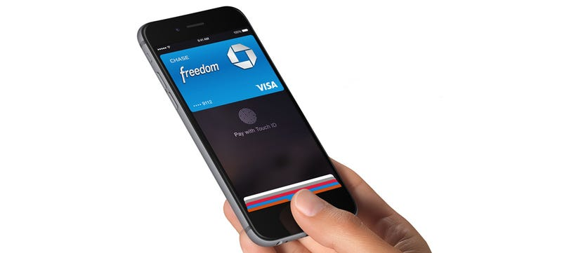 Illustration for article titled Apple Pay Could Finally Make Mobile Payments Happen