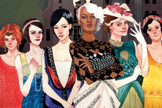 Illustration for article titled Jeanine Schaefer and the Women of Marvel Panel at SDCC