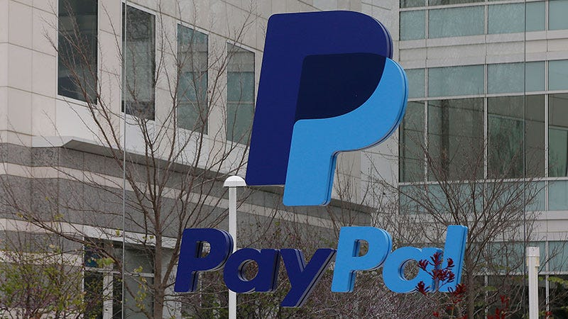 Illustration for article titled PayPal Abandons Plans For North Carolina Expansion Due to State's Anti-Gay Legislation