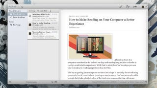 Illustration for article titled Read Later Brings Instapaper, Read It Later to Your Mac's Desktop