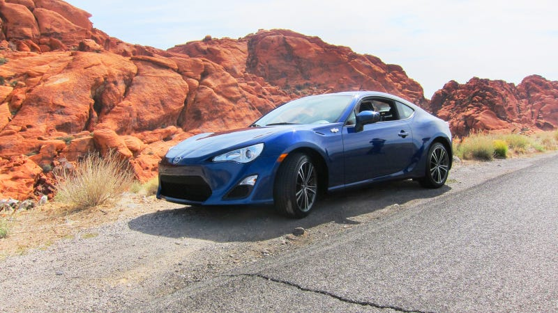 Illustration for article titled Scion FR-S Gallery