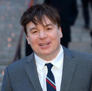 Mike Myers attends the Vanity Fair party in New York April 23, 2014, during the 2014 Tribeca Film Festival.Jamie McCarthy/Getty Images for the 2014 Tribeca Film Festival