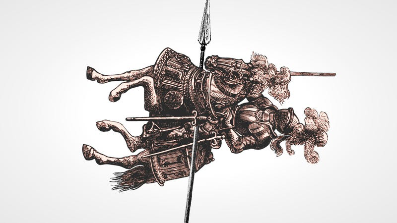 Illustration for article titled Death to Chivalry, Long Live Politeness!