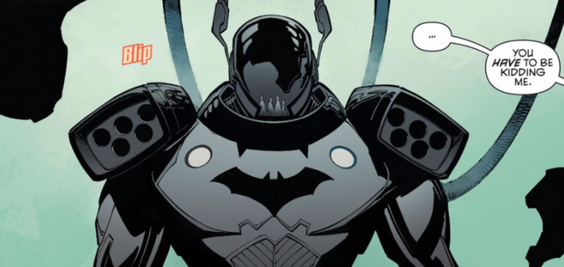 Illustration for article titled The New Batman Isn't Bruce Wayne, And That's Great