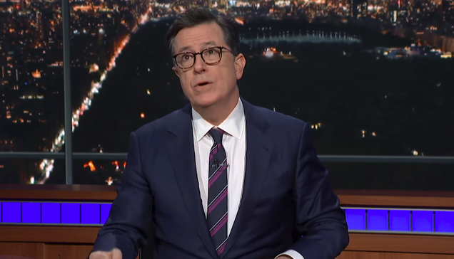 Stephen Colbert offers a very sweet tribute after death of his long-time cameraman
