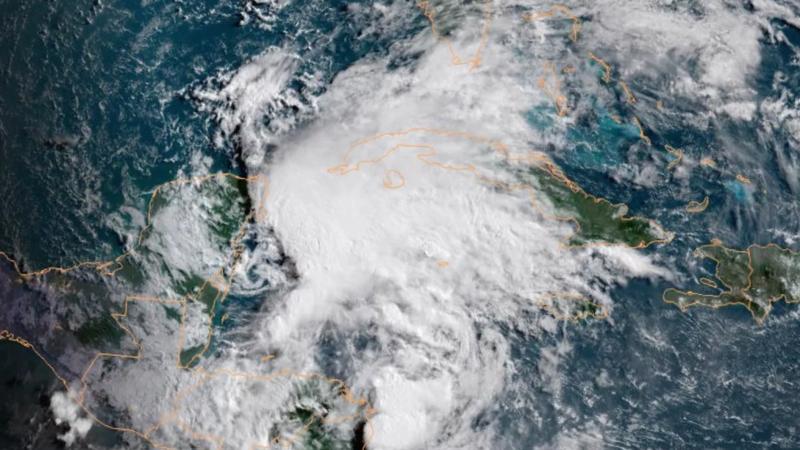 Hello, Subtropical Storm Alberto.