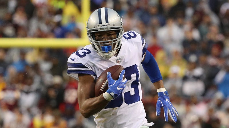 Illustration for article titled Cowboys Receiver Terrance Williams Arrested After Crashing Lamborghini