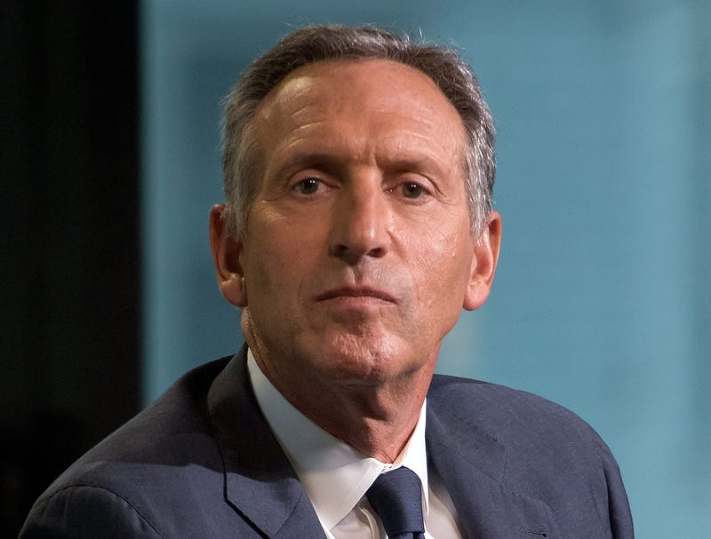 Illustration for article titled Ex-Starbucks CEO Howard Schultz Announces He Considering Overpriced, Mediocre Presidential Run