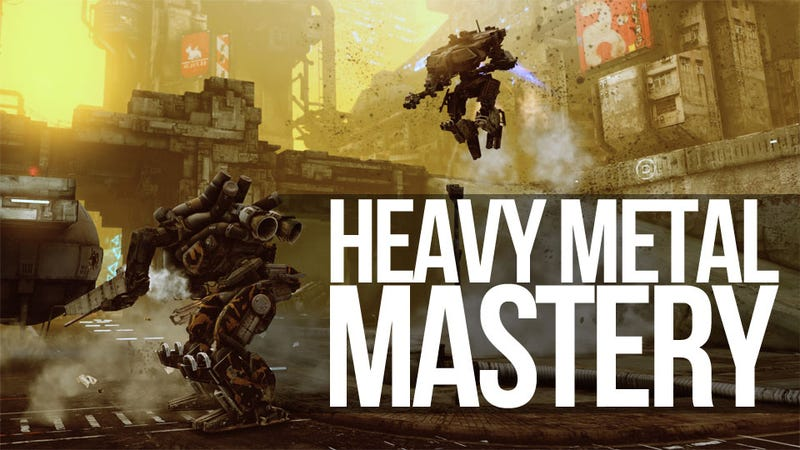 Illustration for article titled Hawken is Everything I Ever Wanted in a Mech Shooter