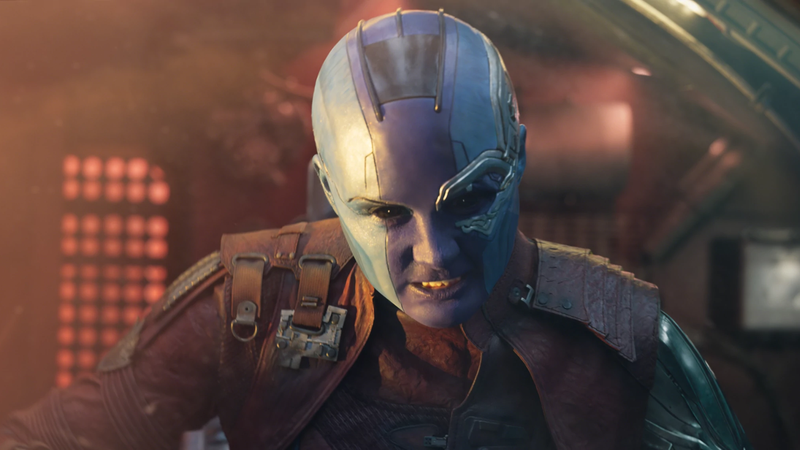Karen Gillan Offers an Update on Guardians of the Galaxy Vol 3