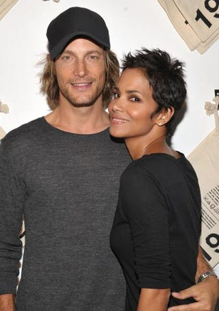 Gabriel Aubry and Halle Berry in 2009John Shearer/Getty Images for Gap