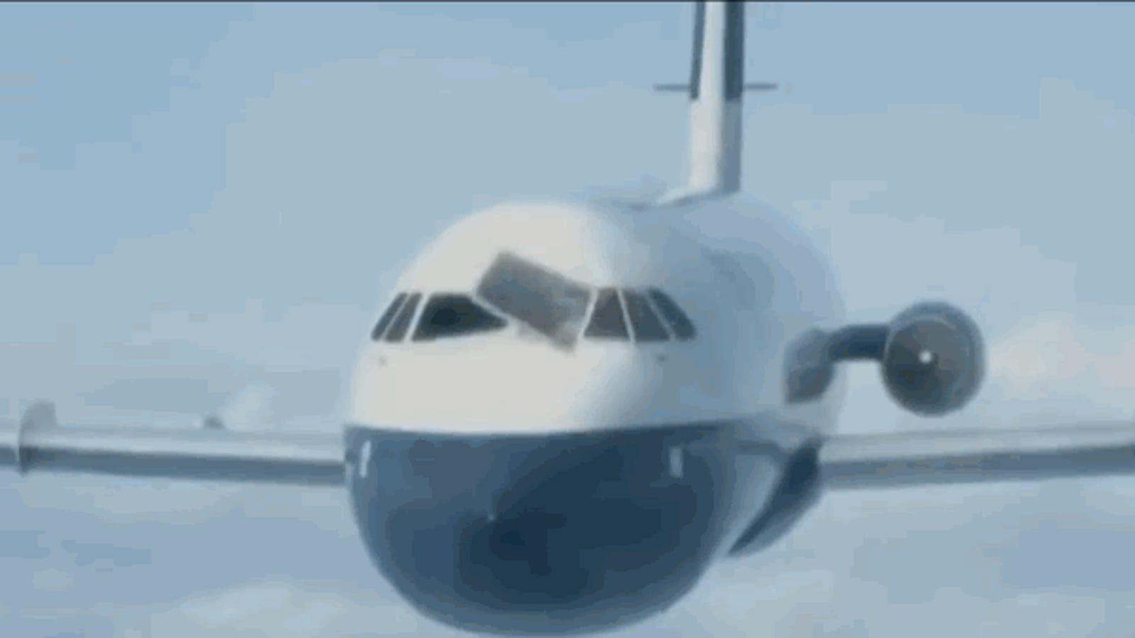 """""""Mayday, el capitán tiene medio cuerpo fuera del avión a 5 mil metros"""": la increíble historia del vuelo 5390"""