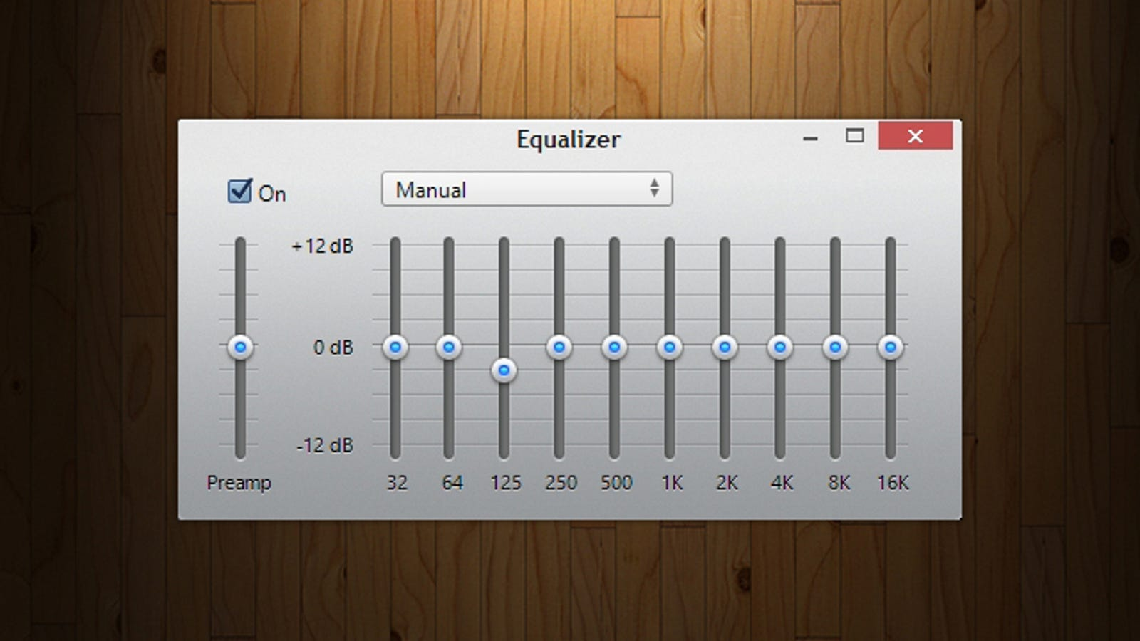 peace equalizer best settings