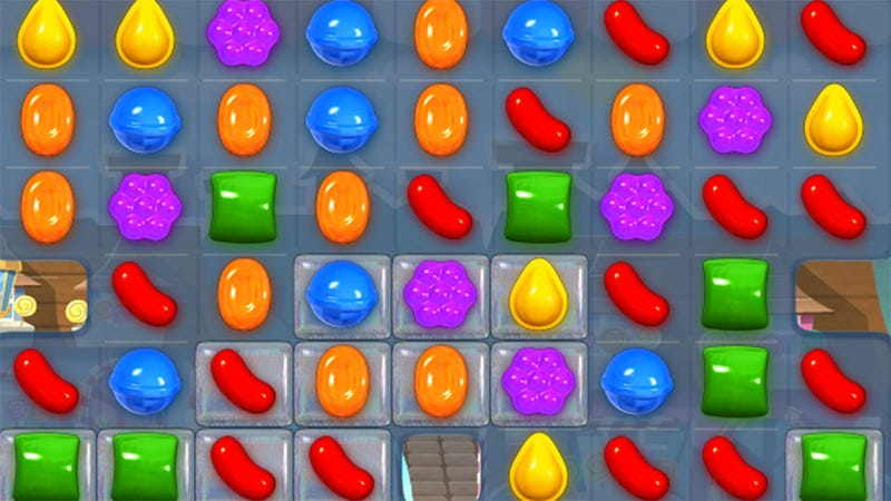 Illustration for article titled What Facebook is Playing This Week: In a World Without Zynga, Candy Crush Saga is King