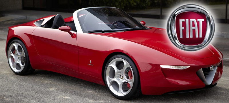 It S Been A While Since We Ve Heard Anything About Fiat Chrysler Joint Venture With Mazda For New Roadster Based On The 2016 Miata
