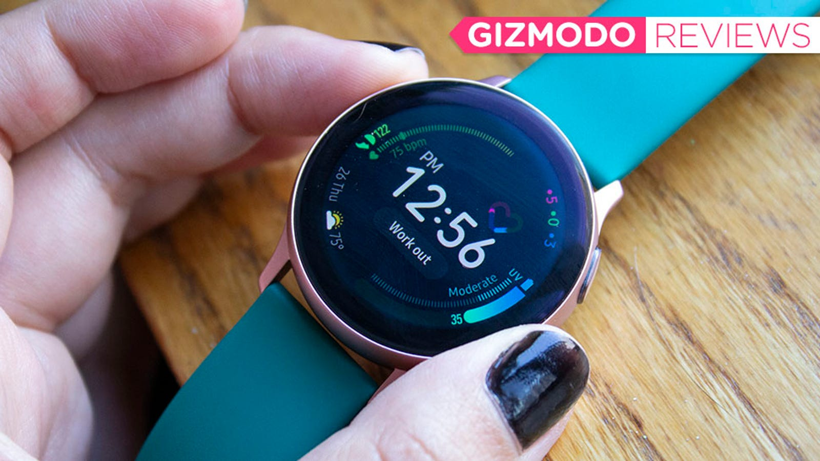 Samsung Had to Fix One Thing With the Galaxy Watch Active2