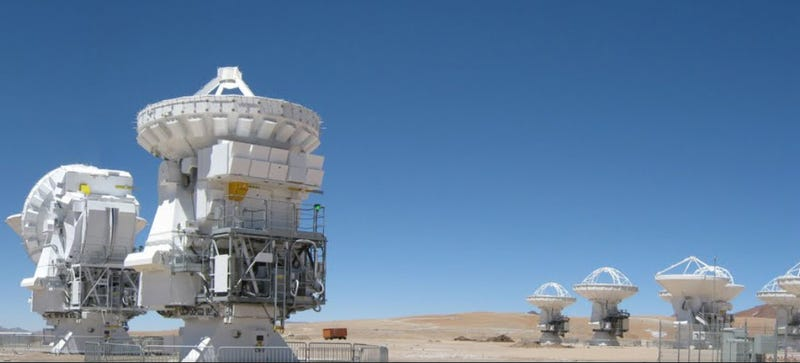 Illustration for article titled You Can Explore These Remote Astronomical Observatories on Street View
