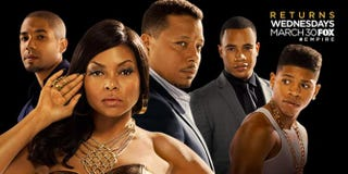 Members of the cast of EmpireFox