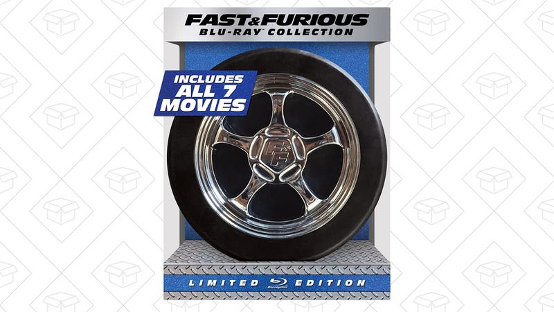 Fast & Furious 1-7 Collection, $32