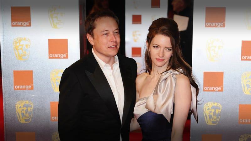 Illustration for article titled Elon Musk Unplugs Second Marriage To Talulah Riley