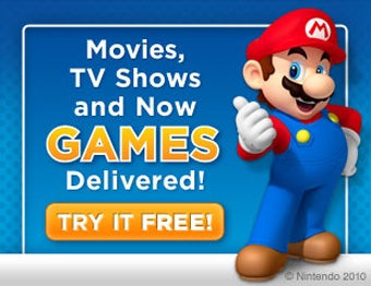 Illustration for article titled Blockbuster Rolls Out Games-By-Mail Nationwide