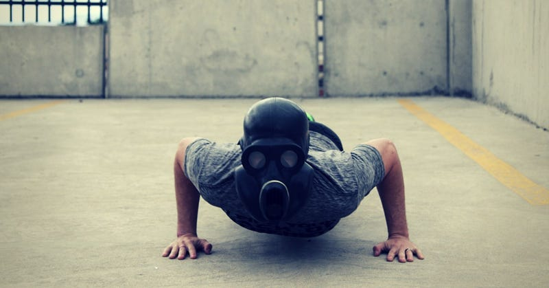 These Workouts Will Help You Stay Fit After the Apocalypse