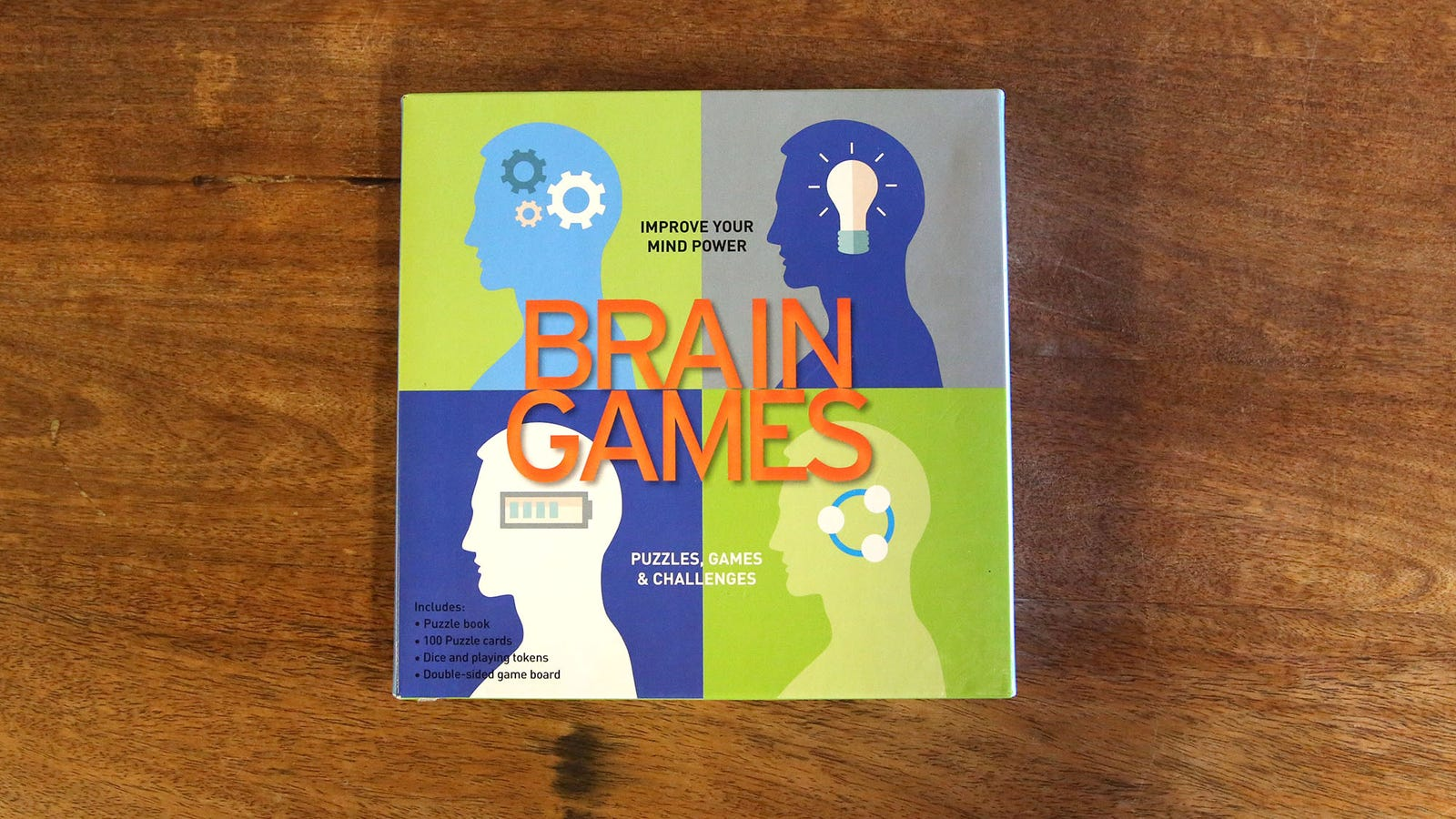 'Brain Games' Recalls Thousands Of Defective Word Puzzles That Gave Users Alzheimer's