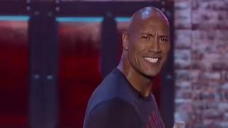 "Dwayne ""the Rock"" JohnsonScreenshot"