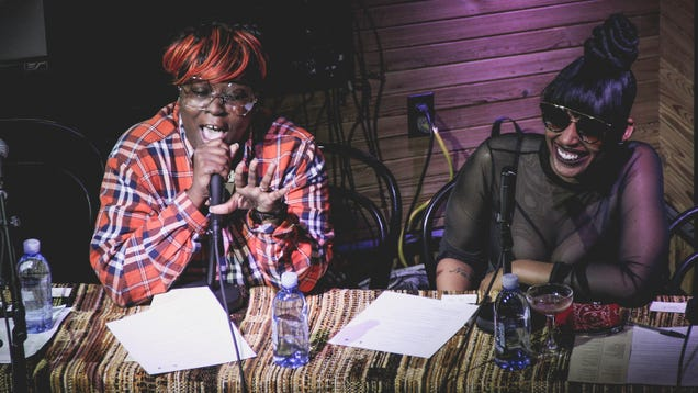 Who Owns Twerking, Who Owns the Bounce? New Orleans Originators Have a Roundtable