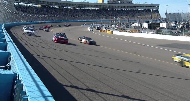 Austin Dillon, Cole Custer tangle in NASCAR Xfinity race at Phoenix