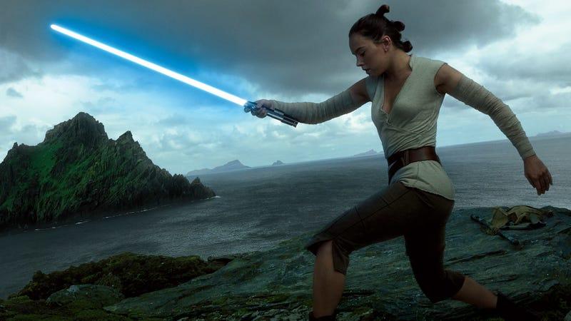 Illustration for article titled Daisy Ridley estuvo a punto de abandonar su papel de Rey durante Star Wars: The Force Awakens