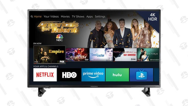 At $200, This Fire TV-Powered Insignia Set is a Steal