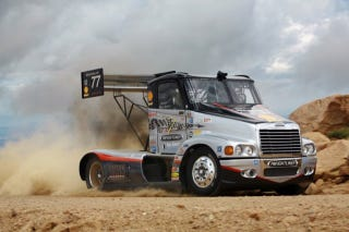 Illustration for article titled Truck Tuesday Pikes Peak Edition