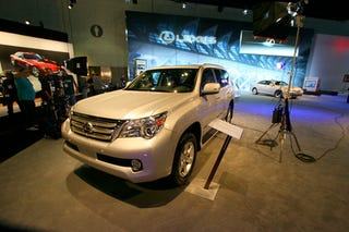 Illustration for article titled 2010 Lexus GX460 Gallery: L.A. Auto Show