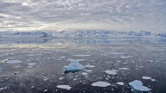 Antarctica and Greenland Are on Track for the Worst-Case Climate Scenario