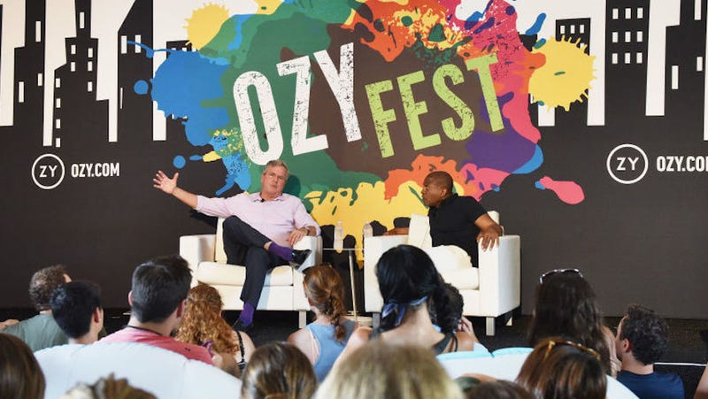 Jeb Bush absolutely crushing his set at OZY Fest 2017