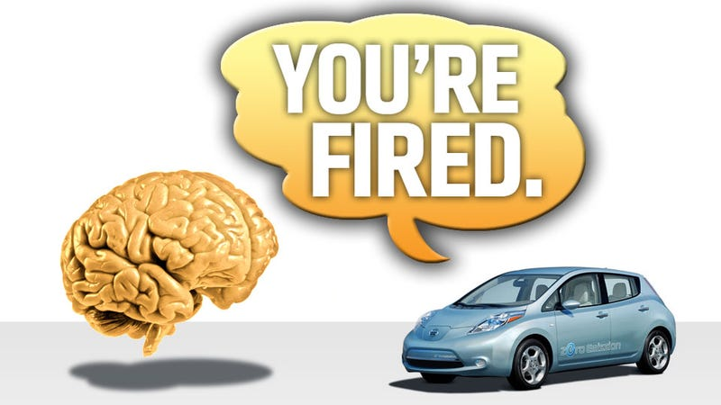 Illustration for article titled The Amazing New Car Tech That Enables You To Drive Like A Moron