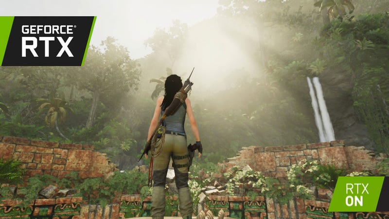 Illustration for article titled Nyren's Corner: Shadow of the Tomb Raider NVIDIA RTX Demo Gets 50/50 Results