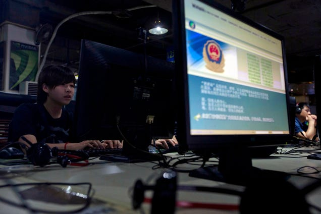 We Finally Know What China's Propaganda Army Does Online