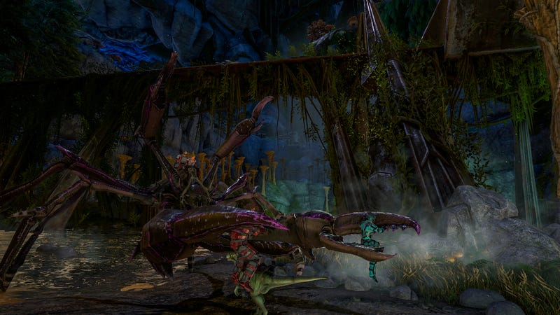 Ark Is Going Full-On Sci-fi In Aberration, Its Next Major Expansion