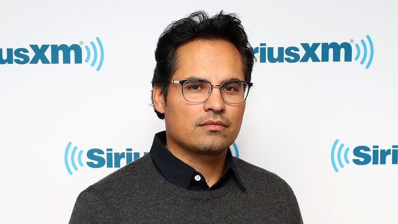 Extinction star Michael Peña (Photo: Astrid Stawiarz/Getty Images)