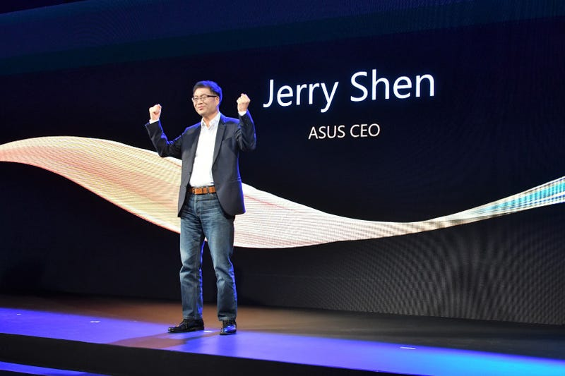 Illustration for article titled Asus Bets Big on Mobile Gaming as Its Long-Time CEO Sees Himself Out