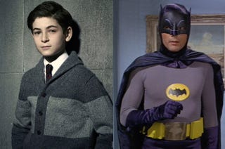 Illustration for article titled What If Gotham Is Actually A Prequel To the 1960s Batman TV Series?