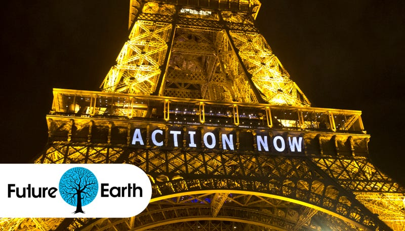 Illustration for article titled The Paris Climate Agreement Has Been Adopted