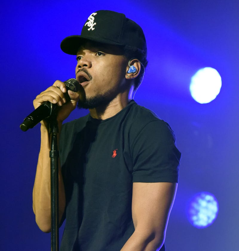 Chance the Rapper performs Nov. 21, 2015, in Oakland, Calif.  Tim Mosenfelder/Getty Images