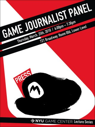 Illustration for article titled To Do In NYC: Kotaku Talking Games Journalism At NYU