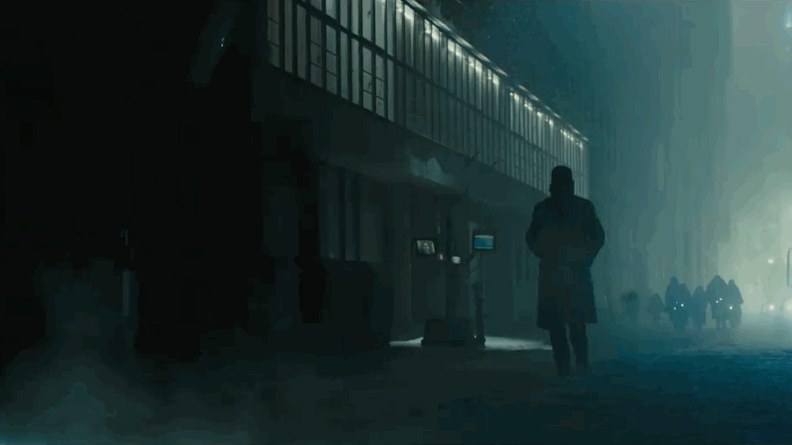 Like The Original Blade Runner 2049 Is Scifi Film Noir At