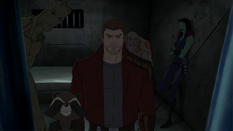 Illustration for article titled The Guardians of the Galaxy TVShow Finally Got Good